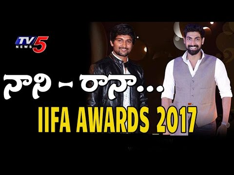 IIFA Awards 2017 | Rana and Nani To Host IIFA Awards