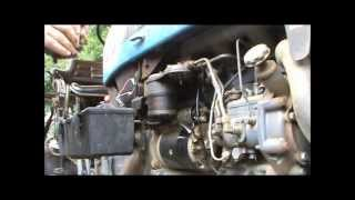 8. Tractor Surging?  How to change the fuel filter