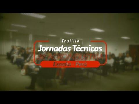 Video Resumen de las Jornadas T�cnicas de Agroindustria Espa�a-Per� organizadas por ICEX
