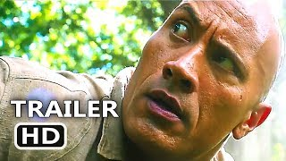 Nonton Jumanji 2 Official Trailer (2017) Welcome to the Jungle, Dwayne Johnson Movie HD Film Subtitle Indonesia Streaming Movie Download