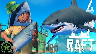 The Return of the Shark Mage - Raft (New Update): Part 4 by Let's Play