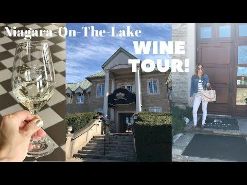 Niagara-On-The-Lake Wine Tour