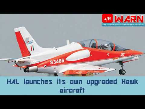 HAL launches its own upgraded Hawk...