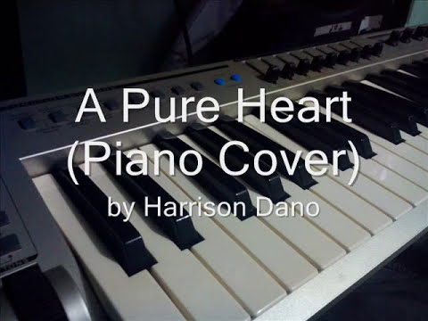 A Pure Heart (by Hossana! Music) - Piano Cover by Harrison Dano