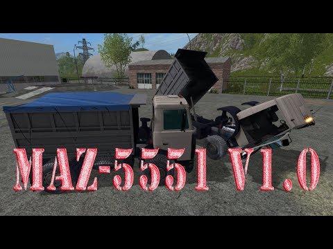 MAZ-5551 v1.0