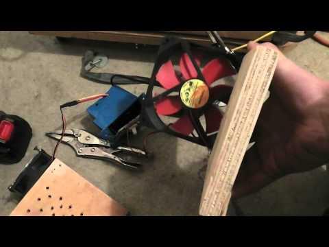 DIY Homemade Welder! (best design)