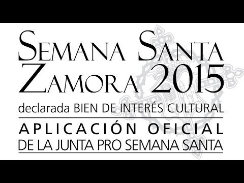Video of S. Santa Oficial Zamora