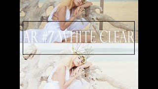 How to creat effect or tone white in photoshop. Use gradiant map, solid color, curve, exsprosure, etc. Very Simple. file : Helap Hatta from Art Of Retouch @F...