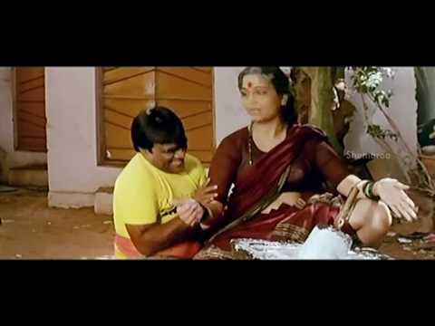 Bhale Bullodu Movie Scenes - Babu Mohan romancing Jayalalitha - Jagapathi Babu, Soundarya, Jayasudha