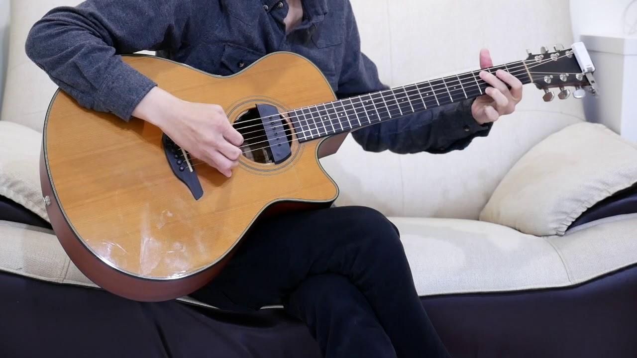 S.H.E – 十七 (acoustic guitar solo)