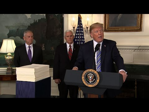Trump: US Needs World's 'Strongest Military'
