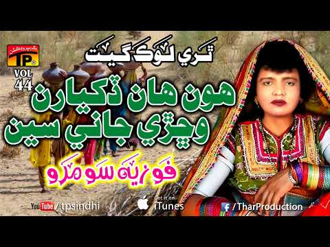 Hun Aan Dikaran - Fozia Soomro - Hits Sindhi Song - Full HD
