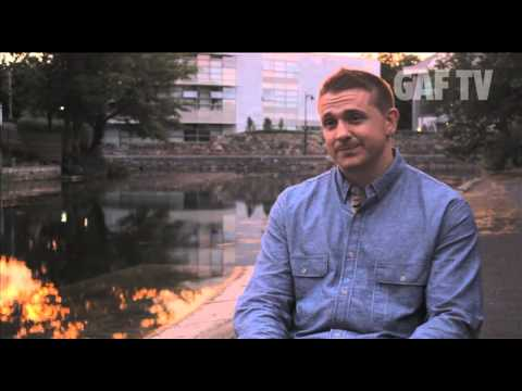 Olaf Tyaransen talks to Damien Dempsey