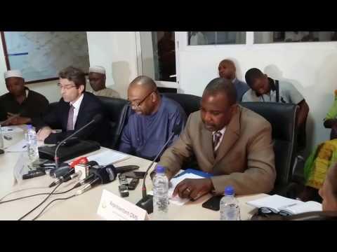 situation sur la poliomyelite et la rougeole en Guinee