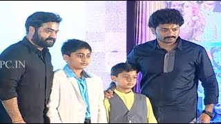 Video Daana Veera Soora Karna Audio Launch Part 9 - Jr. NTR, Kalyan Ram MP3, 3GP, MP4, WEBM, AVI, FLV Desember 2018