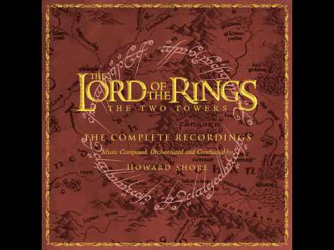 LOTR The Two Towers Soundtrack - Warg Attack (Orginal Movie Version)