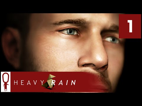 Heavy Rain - Part 1 - How Far Will You Go? - Let's Play - Heavy Rain Walkthrough Gameplay [PS4]