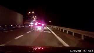 Jak nie włączać się do ruchu na drodze ekspresowej