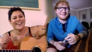 Video British pop sensation Ed Sheeran speaks with Anika Moa MP3, 3GP, MP4, WEBM, AVI, FLV April 2018