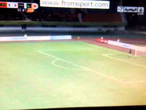 Pakistan vs maldive asian games football 2010