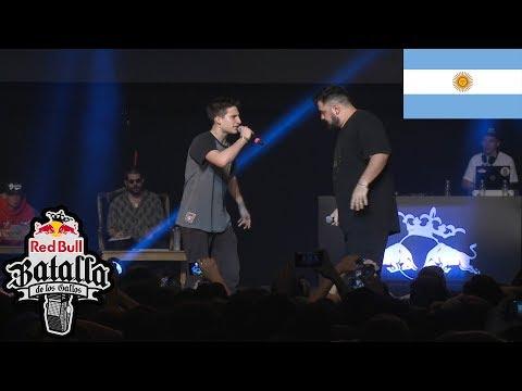 WOS vs PAPO - Cuartos: Final Nacional Argentina 2017 - Red Bull Batalla de los Gallos