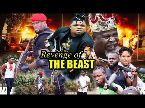 Revenge of THE BEAST season 1- DON BRYMO|EMMANUEL EHUMADU Latest Nigerian Movie 2020/African Movies
