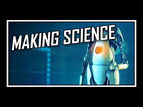 Portal 2 - Making Science lyrics