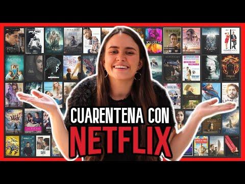 100 PELÍCULAS de Netflix para ver en Cuarentena 🎬 | ANDRU ★