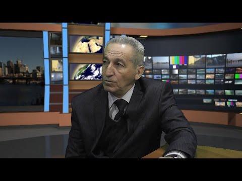 Тəhмаsib Nоvruzоv - SЕS ТV-nin qоnаğı 12.01.2017 - DomaVideo.Ru