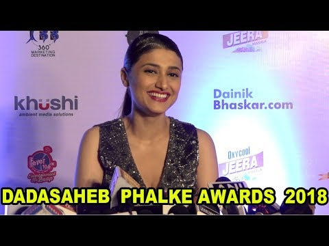 Ragini Khanna At Dadasaheb Phalke Excellence Award 2018