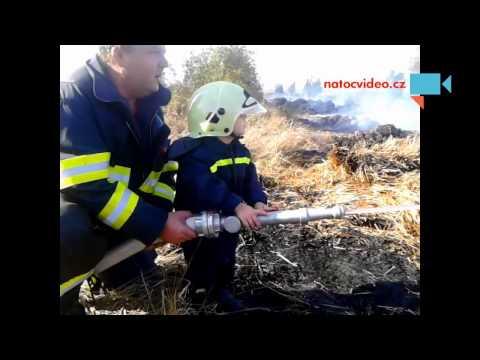 Malej hasič Ludva