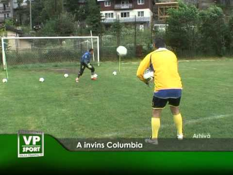 A învins Columbia