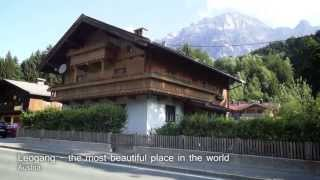 Leogang Austria  City new picture : Appartement houses Wildbach and Blueberry, Leogang, Austria