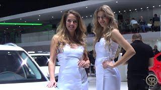 Geneva motor show Видео! Видео сёрфинг