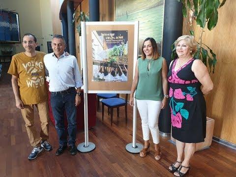 Presentación  Fiestas Virgen del Mar 2019 (Punta del Caimán).