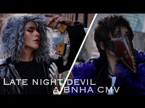 Late Night Devil - A BNHA CMV
