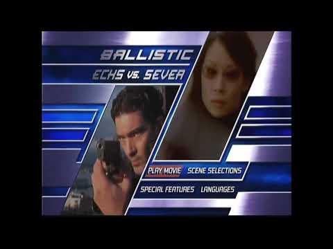 Opening To Ballistic: Ecks vs. Sever (2002) (DVD)