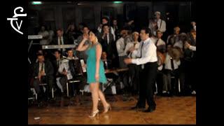 فيديو. وصلة رقص جرئية لإيتن عامر قد تتسبب في طلاقها