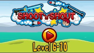 Please Subscribe for more videos ► http://goo.gl/eZTlA1Play Game:http://playneed.com/2015/07/08/shoot-and-shout.htmlGame description:Now you have the chance to shoot again,again and again until you kill all the monsters.Do you like it?Now you are not only the killer,you`re the hero of your country and your people!
