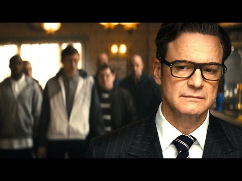Kingsman: The Secret Service - Pub Fight 60fps FI Experimental - Sub ESP