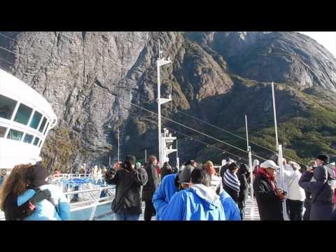 Endicott Arm Alaska Cruise