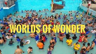 WOW WATER PARK NOIDA | BEST WATER PARK OF DELHI | WORLDS OF WONDER