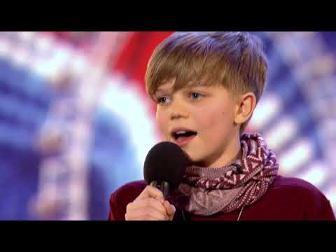 Britains Got Talent S05 Gay Kid is an Awesome Singer