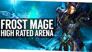 Today I play World of Warcraft Legion 7.1 Arena as Frost Mage ▻ Fire Mage PvP Guide - http://cartoonz.tv/warcraft/firemage...