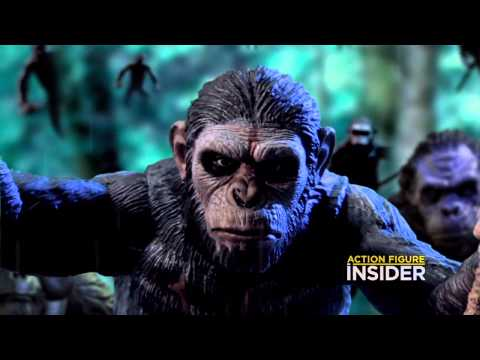 AFi Presents: Action Figure Theatre - Dawn of the Planet of the Apes