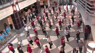 Flash Mob at the Ohio Union 5/3/2010 - The Ohio State University