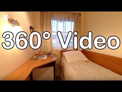 360 Grad Video: Kabine 424, Kat. K - MS Ivan Bunin