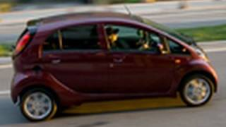 Kei-Car Attacks USA! 2010 Mitsubishi I Road Test Video