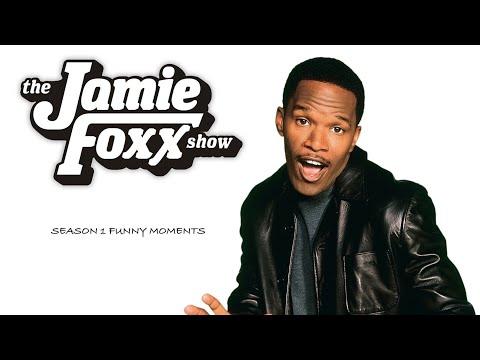 The Jamie Foxx Show Funny Moments Season 1