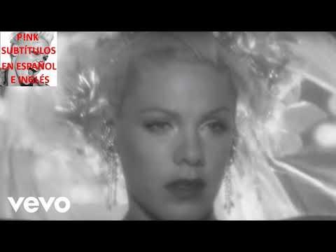P!nk - I don't believe you (Subtítulos en español e inglés)